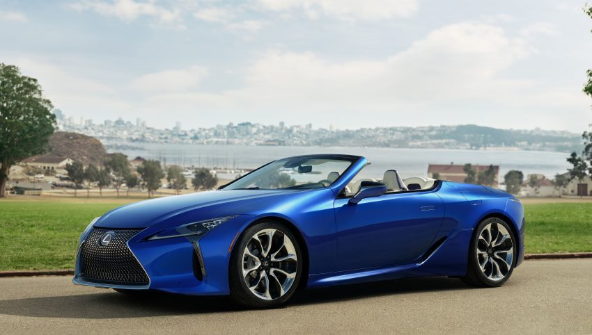 2021 Lexus LC 500 Convertible | Toronto, ON