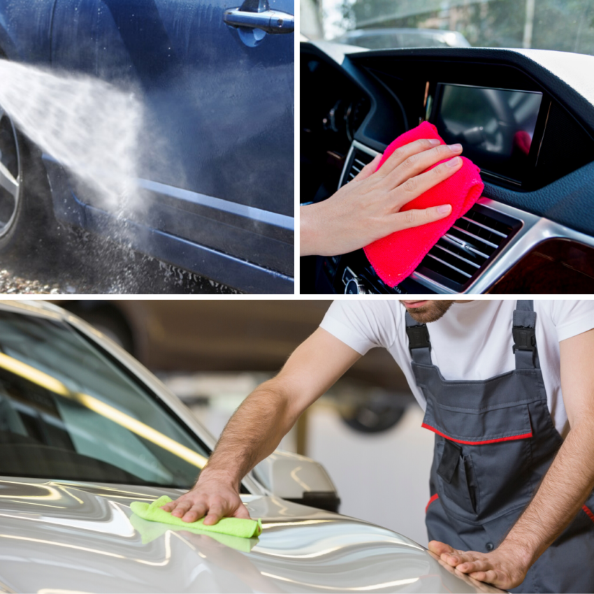 spring car cleaning | Toronto, ON